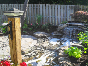 Lawns of Distinction Custom Water Features